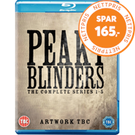 Produktbilde for Peaky Blinders - Sesong 1-5 (UK-import) (BLU-RAY)