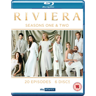 Produktbilde for Riviera - Sesong 1-2 (UK-import) (BLU-RAY)