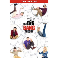 Produktbilde for The Big Bang Theory - Sesong 1-12 - The Complete Series (UK-import) (BLU-RAY)