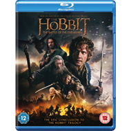 Produktbilde for The Hobbit - The Battle Of The Five Armies / Femhærerslaget (UK-import) (BLU-RAY)