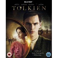 Produktbilde for Tolkien (UK-import) (BLU-RAY)