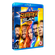 Produktbilde for WWE - Summerslam 2019 (UK-import) (BLU-RAY)