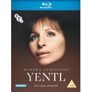 Produktbilde for Yentl (UK-import) (BLU-RAY)