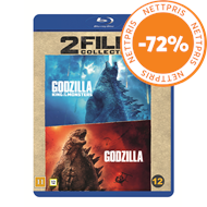 Produktbilde for Godzilla 1 + 2 (BLU-RAY)