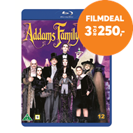 Produktbilde for Addams Family Values (BLU-RAY)