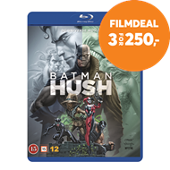Produktbilde for Batman: Hush (BLU-RAY)