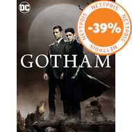 Produktbilde for Gotham - Sesong 5 (BLU-RAY)