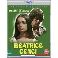 Produktbilde for Beatrice Cenci (UK-import) (BLU-RAY)