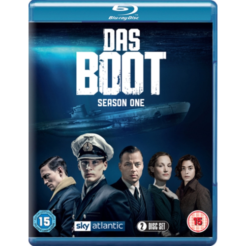 Das Boot - Sesong 1 (UK-import) (BLU-RAY)