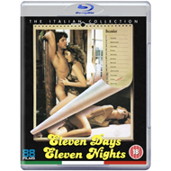 Produktbilde for Eleven Days, Eleven Nights (UK-import) (BLU-RAY)