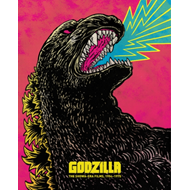 Produktbilde for Godzilla: The Show Era Films 1954 - 1975 - The Criterion Collection (UK-import) (BLU-RAY)