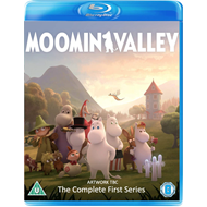 Produktbilde for Mummitrollet / Moominvalley - Sesong 1 (UK-import) (BLU-RAY)