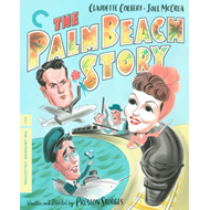 Produktbilde for The Palm Beach Story - The Criterion Collection (UK-import) (BLU-RAY)