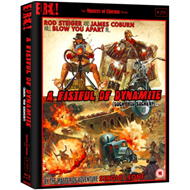 Produktbilde for A Fistful Of Dynamite - The Masters Of Cinema Series (UK-import) (BLU-RAY)