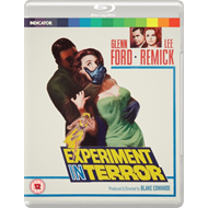 Produktbilde for Experiment In Terror (UK-import) (BLU-RAY)