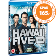 Produktbilde for Hawaii Five-O - Sesong 2 (UK-import) (BLU-RAY)