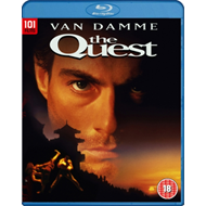 Produktbilde for The Quest (1996) (UK-import) (BLU-RAY)