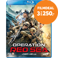 Produktbilde for Operation Red Sea (BLU-RAY)