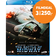 Produktbilde for The Battle Of Midway / Dauntless (BLU-RAY)