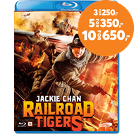 Produktbilde for Railroad Tigers (BLU-RAY)