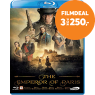 Produktbilde for The Emperor Of Paris / Keiseren Av Paris (BLU-RAY)