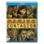 Contagion (DK-import) (BLU-RAY)