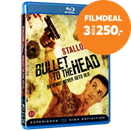 Produktbilde for Bullet To The Head (DK-import) (BLU-RAY)