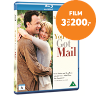 Produktbilde for You've Got Mail  - Du Har Mail (DK-import) (BLU-RAY)