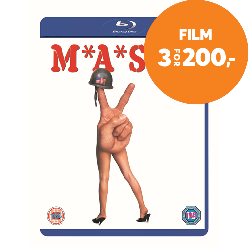 M*A*S*H - The Movie (DK-import) (BLU-RAY)