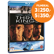 Produktbilde for Three Kings (DK-import) (BLU-RAY)