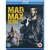 Produktbilde for Mad Max: Beyond Thunderdome (UK-import) (BLU-RAY)