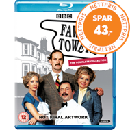Produktbilde for Fawlty Towers / Hotell I Særklasse - The Complete Collection (UK-import) (BLU-RAY)