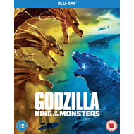 Produktbilde for Godzilla (2019) - King Of The Monsters (UK-import) (BLU-RAY)