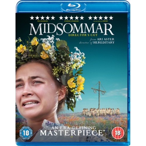 Midsommar - Director's Cut (UK-import) (BLU-RAY)