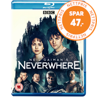 Produktbilde for Neverwhere - The Complete Series (UK-import) (BLU-RAY)
