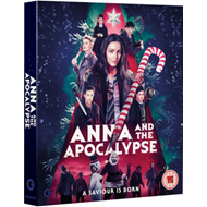 Produktbilde for Anna And The Apocalypse (UK-import) (BLU-RAY)