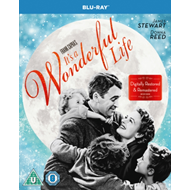 Produktbilde for It's A Wonderful Life / Livet Er Vidunderlig (UK-import) (BLU-RAY)