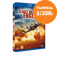 Produktbilde for Battle Of Britain / Slaget Om Storbritannia (DK-import) (BLU-RAY)