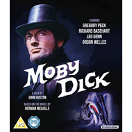 Produktbilde for Moby Dick (1956) (UK-import) (BLU-RAY)