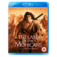 Produktbilde for The Last Of The Mohicans / Den Siste Mohikaner (UK-import) (BLU-RAY)