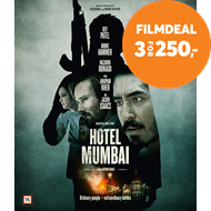 Produktbilde for Hotel Mumbai (BLU-RAY)