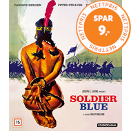 Produktbilde for Soldier Blue (1970) (BLU-RAY)