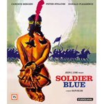 Soldier Blue (1970) (BLU-RAY)