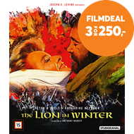 Produktbilde for The Lion In Winter / Løven Om Vinteren (BLU-RAY)