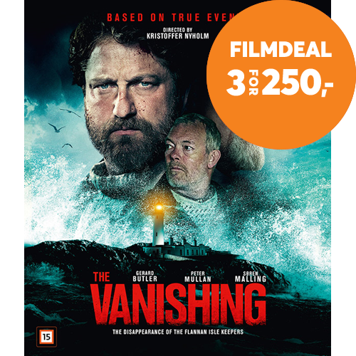 The Vanishing / Keepers (BLU-RAY)