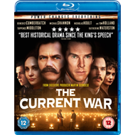 Produktbilde for The Current War (2017) (UK-import) (BLU-RAY)
