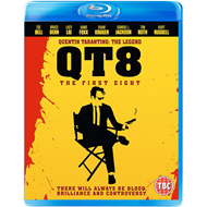 Produktbilde for QT8 - The First Eight (UK-import) (BLU-RAY)