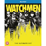 Produktbilde for Watchmen - The Ultimate Cut (UK-import) (BLU-RAY)