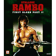 Produktbilde for Rambo 2 - First Blood Part II (BLU-RAY)