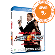 Produktbilde for Johnny English 1 (BLU-RAY)